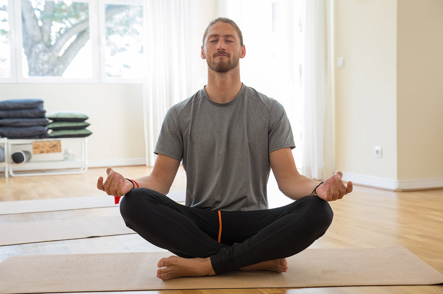 Yoga Helps ReduceSymptoms Of Prostate Cancer