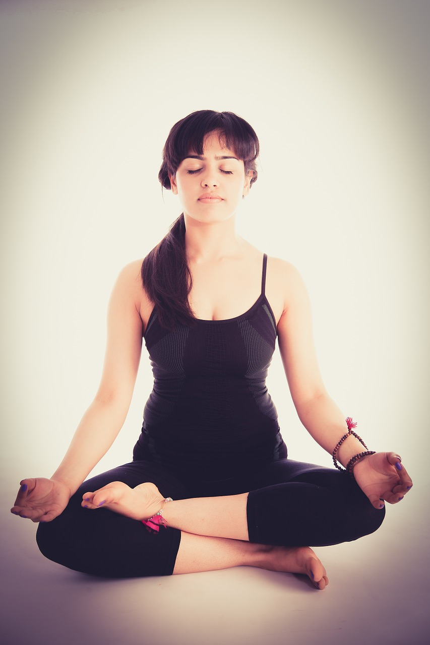 Yoga helps us in times of crisis