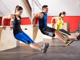 Crossfit exercises at home