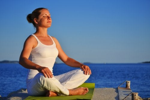 yoga poses for happiness