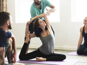 yoga poses for energy